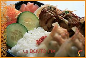 Bento mix
