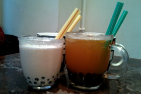 Bubble tea de Zen Zoo