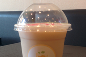 Bubble Tea thé noir Earl Grey du Bubble N Tea