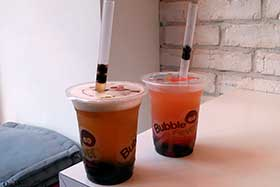 Bubble Tea de chez Bubble Fever Café