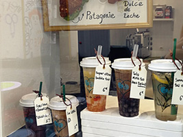Bubble tea du L'Ile A