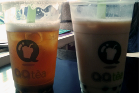 Bubble Tea (zenzoo) de chez Bunny Tea