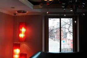 Interieur Bubble House 13e