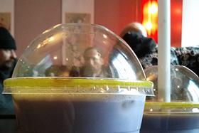 Bubble tea de chez Bubble House 13e